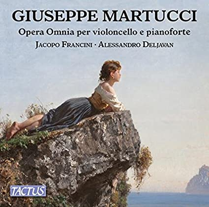 Giuseppe Martucci: Complete Works for Cello & Piano