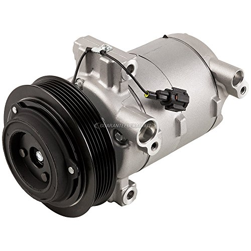 AC Compressor & A/C Clutch For Nissan Frontier 2.5L Suzuki Equator 2.5L - BuyAutoParts 60-02386NA New - Compressor A/c Nissan Frontier