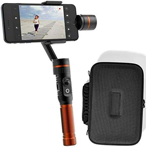 tronicxl Gimbal Smartphone trípode 3 Ejes Flotante trípode Motor ...