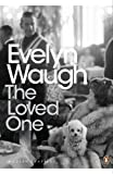 Front cover for the book The Loved One by Evelyn Waugh
