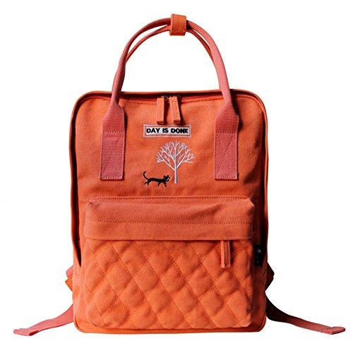 La Sra mochila literaria/bolso de hombro portable/bolso de múltiples funciones del viento universidad-C C