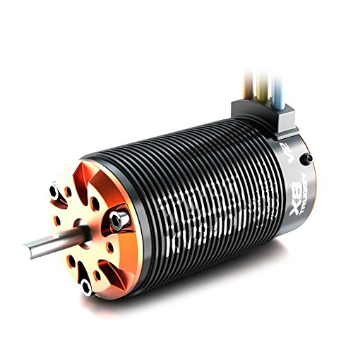 Leopard Brushless Motor (SkyRC Toro X8 V2 Brushless, 6-Pole Sensorless Motor For 1/8 Buggy - 2400KV)