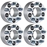 "Wheel Spacers,ECCPP Hubcentric Wheel Spacers 5 lug 4X 2"" 5x4.5 to 5x4.5 70.5mm 1/2""x20 for Ford Mustang Mach 1 Crown Victoria Edge Ranger Explorer Lincoln Town Car Mercury Mountaineer"