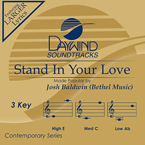 Stand In Your Love Album Cover