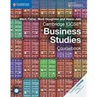 Cambridge IGCSE Business Studies Coursebook 3rd Revised Edition by Mark Fisher - Mixed Media