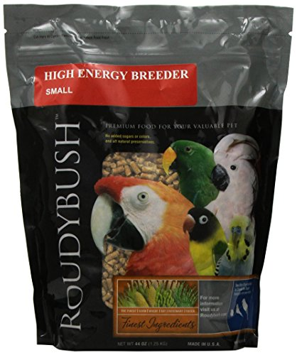 Roudybush High Energy Breeder Bird Food, Small, - Energy Roudybush High Breeder