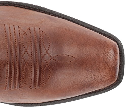 Square Women's Ariat Western Wood Round Women's Boot up Toe YIrnqrxdZ