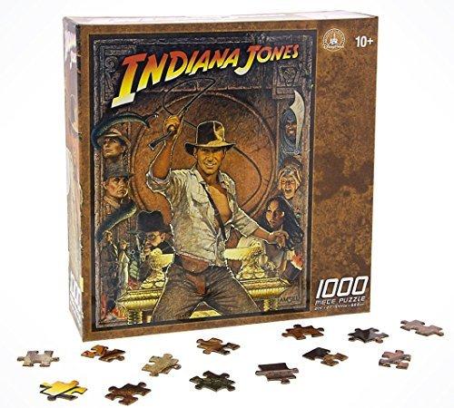 - Disney Parks Exclusive Indiana Jones 1000 Piece 22