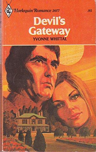 Devil's Gateway (Harlequin Romance, #2077)