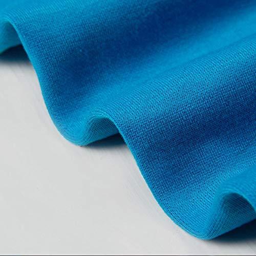 Vestir Mujer es Casual Azul De Hombres Otoño De De Encaje Invierno Vaqueros Vaqueros Casual Patchwork Recto ALIKEEY Los wEYZdw