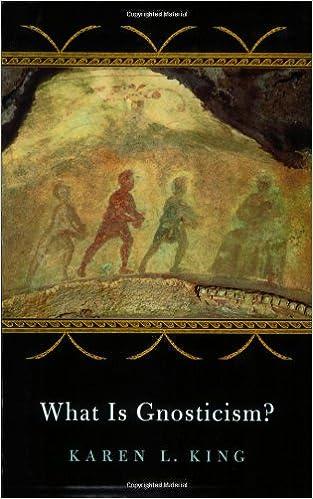 Amazon com: What Is Gnosticism? (9780674017627): Karen L