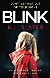 Blink: A psychological thriller with a killer twist you'll never forget