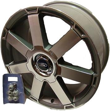 Ford 1340866 New Genuine 7-Spoke Machined Finish Alloy Wheel