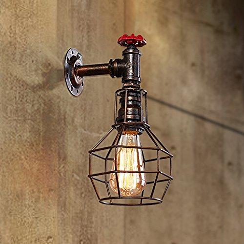 BAYCHEER HL409451 Industrial Vintage Lantern product image