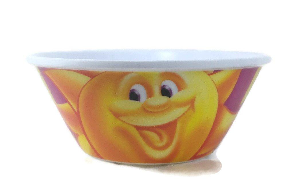 Amazon.com: Conjunto de 4 cuencos de cereales Kellogg &apos ...