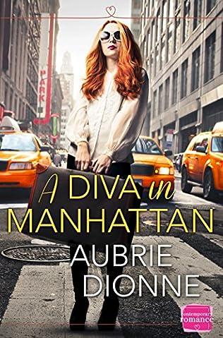 book cover of A Diva in Manhattan