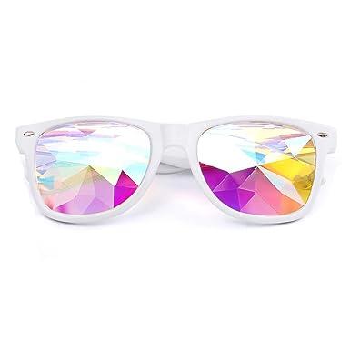 Sannysis caleidoscopio juguete niños caleidoscopio gafas ...