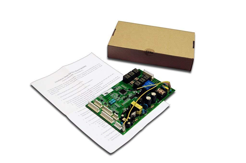 Refrigerator Main Control Board for Ge Wr55x10942 (1, Control Board)