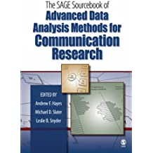 The SAGE Sourcebook of Advanced Data Analysis Methods for Communication Research