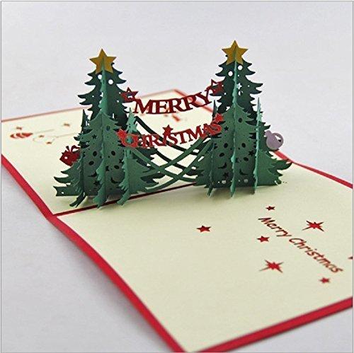 Weihnachtskarten Origami.Bc Worldwide Ltd Handgemachte Origami Papier Handwerk Paperart 3d