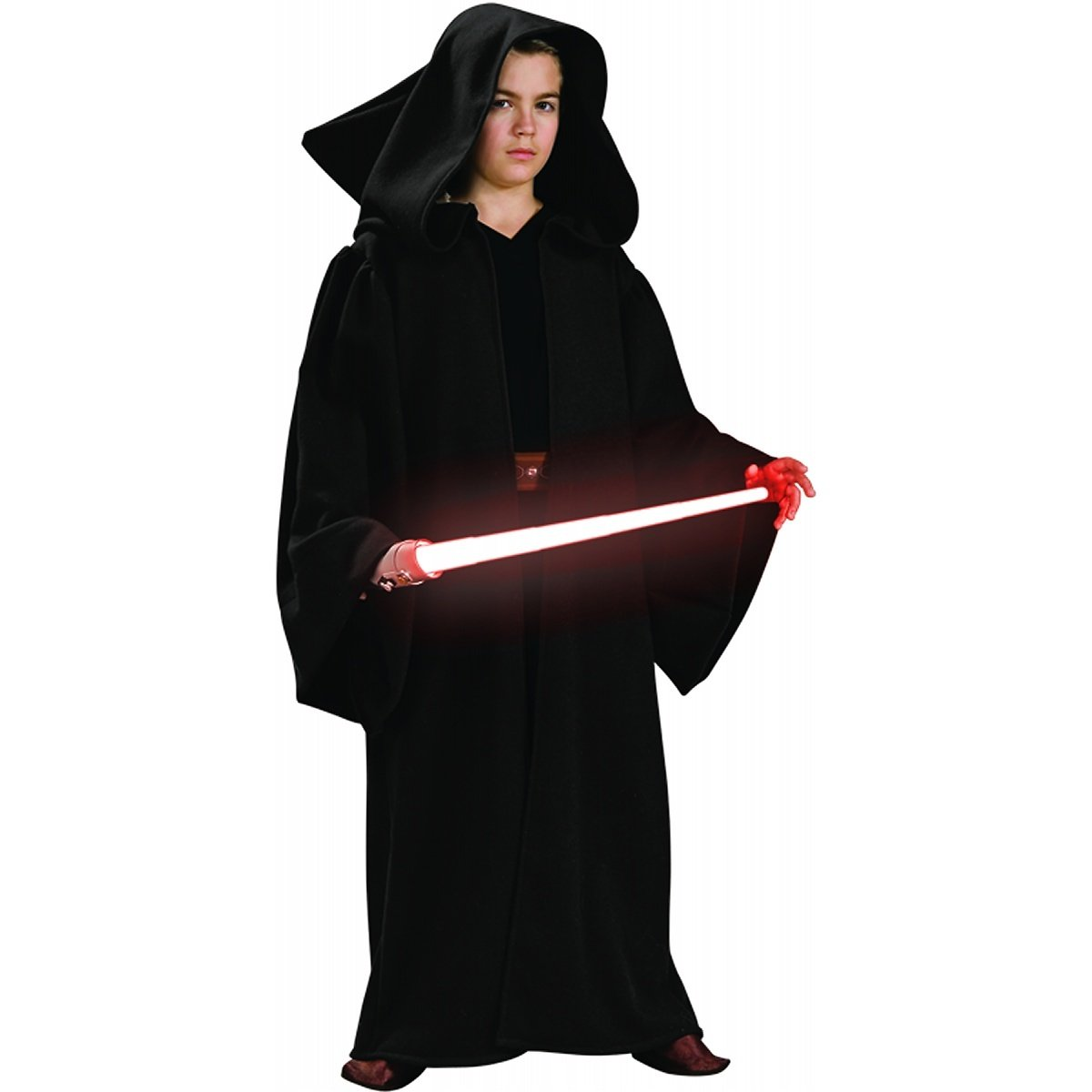 Amazon.com Star Wars Childu0027s Deluxe Hooded Sith Robe Large Toys u0026 Games  sc 1 st  Amazon.com & Amazon.com: Star Wars Childu0027s Deluxe Hooded Sith Robe Large: Toys ...