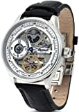 Ingersoll Since 1892 Boonville IN 2705 WH Reloj Automático para Hombres Esfera Esqueleto