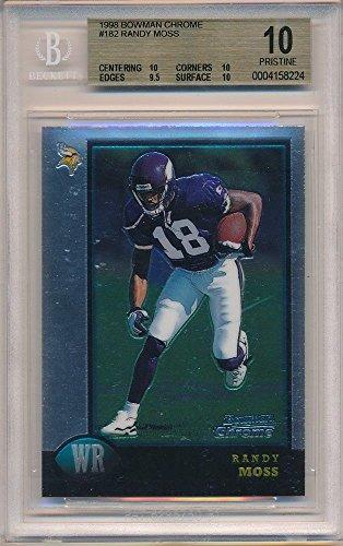 1998 Bowman Chrome Card - 3