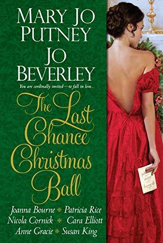 The Last Chance Christmas Ball, Jo, Mary & Beverley, Jo & Bourne, Joanna & Rice, Patricia & Cornick, Nicola & Elliott, Cara & King, Susan