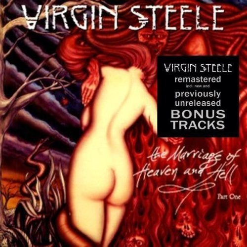 The Marriage of Heaven & Hell Part 1 by Virgin Steele (2008-11-04) (Virgin Steele The Marriage Of Heaven And Hell)