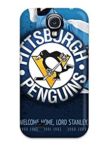 Special Design Back Pittsburgh Penguins (12) Phone Case Cover For Galaxy S4