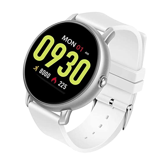 Reloj Inteligente, IP67 Smartwatch con Pulsómetro Pulsera ...