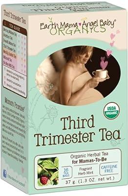 Earth Mama Angel Baby Teas - 16 Tea Bags
