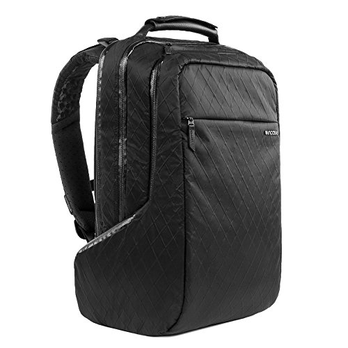 Incase Diamond Wire Collection - Icon Backpack - CL55598 - Black by Incase Designs (Image #5)