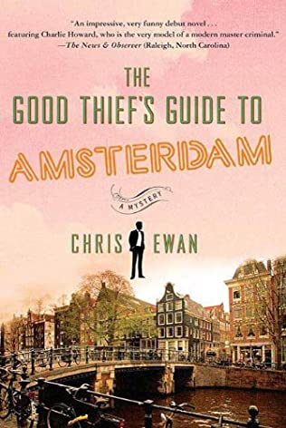 book cover of The Good Thief\'s Guide to Amsterdam