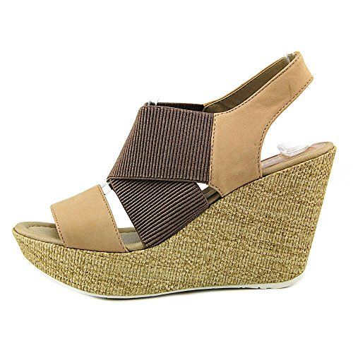 Kenneth Cole Reaction Sole Less Mujer Piel Sandalia