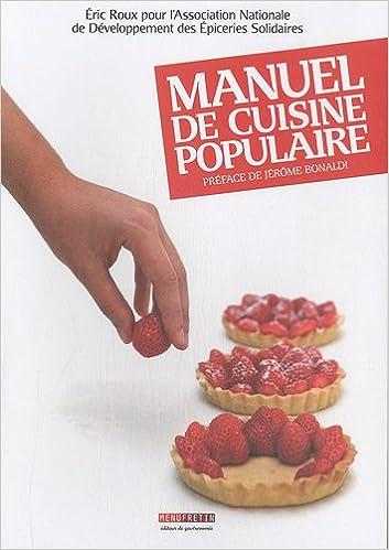 Téléchargement Manuel de cuisine populaire pdf