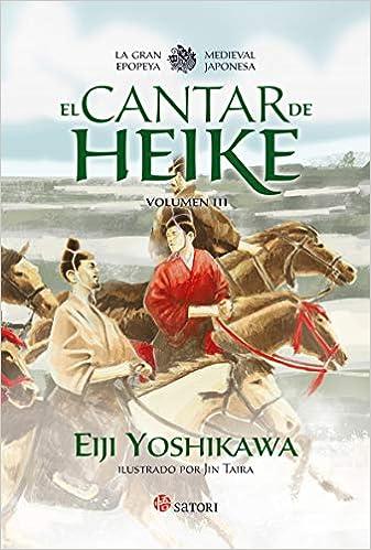 EL CANTAR DE HEIKE 3: La gran epopeya medieval japonesa ...