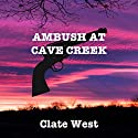 Ambush at Cave Creek: The Western Avenger: Bloodshed in the West Series, Book 1 Audiobook by Clate West Narrated by Brent C. Jordan