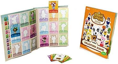 Nintendo - Pack 3 Tarjetas Amiibo Animal Crossing HHD + Album - SERIE 2: Amazon.es: Videojuegos