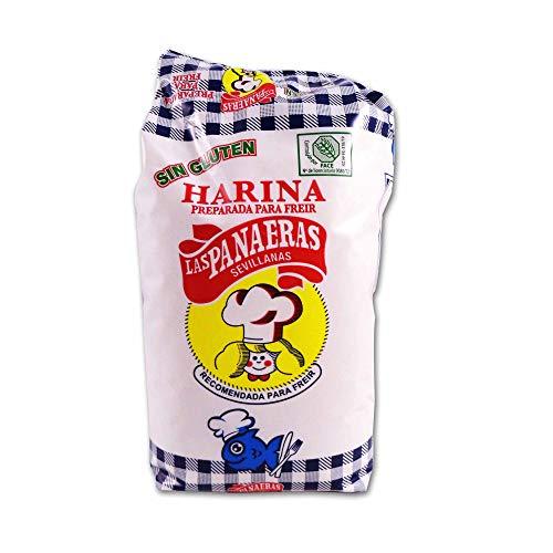 Las Panaeras Sevillanas Harina Preparadapara Freir – 1kg