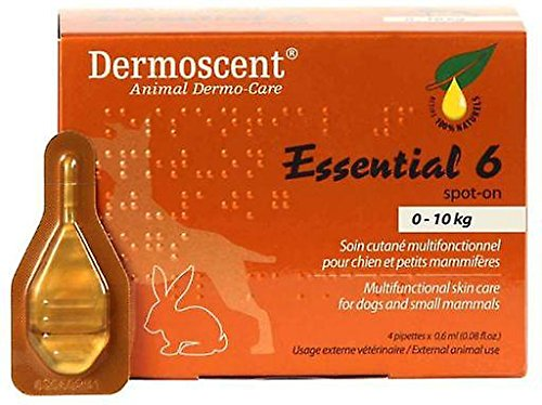 dermoscent-essential-6-spot-on-skin-care-for-small-dogs-up-to-22-lbs-4-tubes-0-10kg