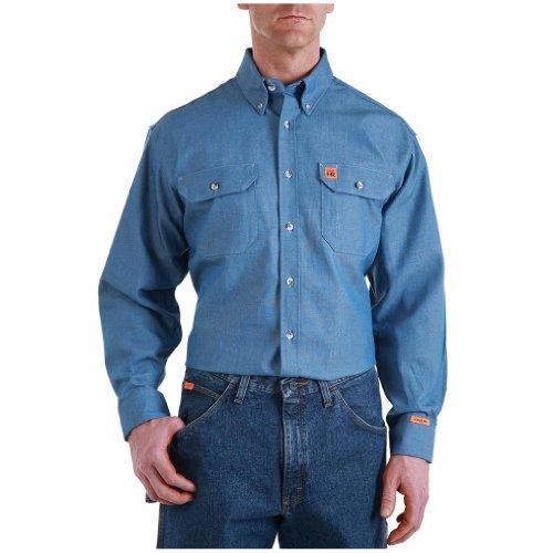 wrangler-mens-fire-resistant-work-shirt-with-two-front-pockets-dark-denim-medium