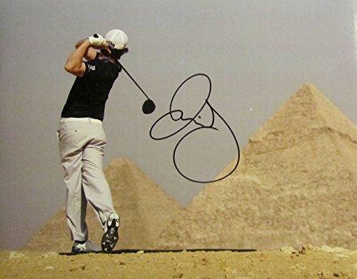 Coa Masters (RORY McILROY Autographed Hand SIGNED 11X14 PHOTO GOLF PGA TOUR Masters w/COA)