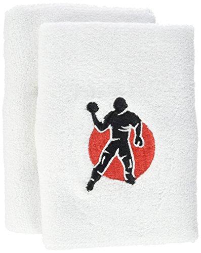 Kempa sweatband White - white P3dvq