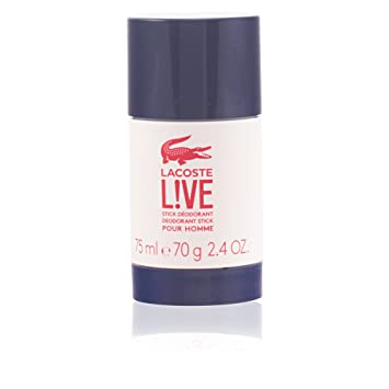 e9a5bc5bbb LACOSTE LIVE ORIGINAL DEODORANT STICK 75 ML: Amazon.co.uk: Electronics