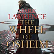 The Wheel of Osheim: Red Queen's War, Book 3 | Mark Lawrence