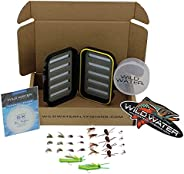 Wild Water Fly Fishing Fly Fishing Subscription Box Small