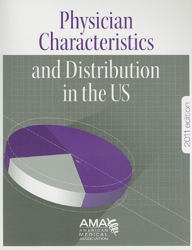 Physician Characteristics and Distribution in the US 2011