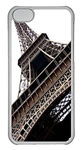 Ant POV Polycarbonate Hard Case Cover for iPhone 5C ¨CTransparent