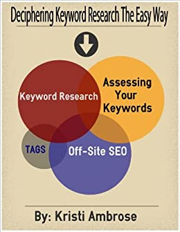 Deciphering Keyword Research The Easy Way by [Ambrose, Kristi]
